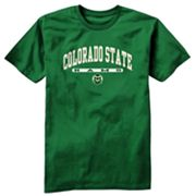 Colorado State Rams Mascot Bar Tee