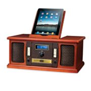 Innovative Technology Vintage iPad Entertainment System