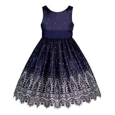 Платье нарядное для девочки сша 9