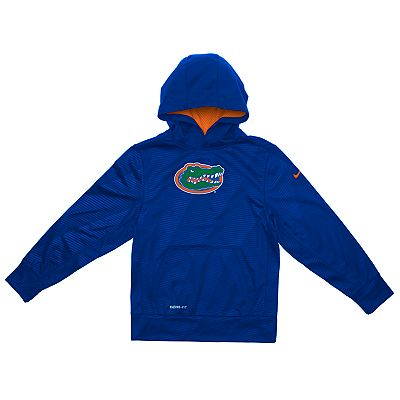 Nike Florida Gators Therma-FIT KO Hoodie - Boys 8-20