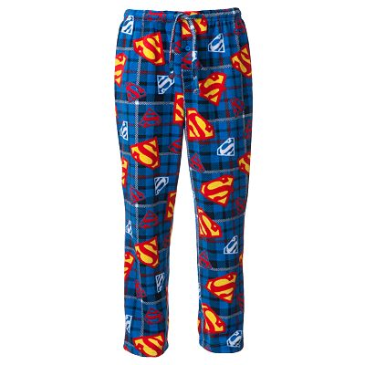 Superman Microfleece Lounge Pants