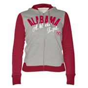 Alabama Crimson Tide Nickel Coverage Colorblock Hoodie