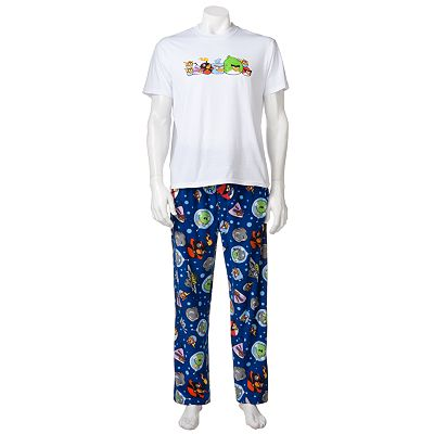 Angry Birds Space Microfleece Sleep Set