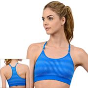 Jockey Velocity Dot Removable Cup Performance Sports Bra - 7523