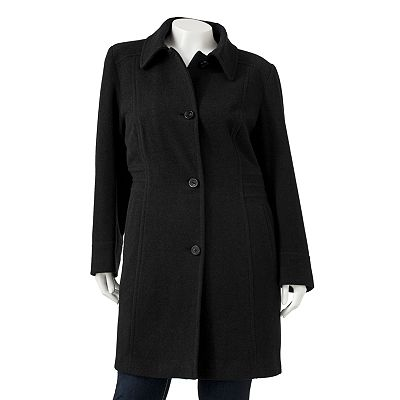 Bromley Wool Walker Coat - Women's Plus