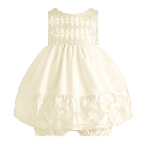 American Princess Lattice Dress - Baby