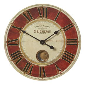 Uttermost S.B. Chieron Wall Clock