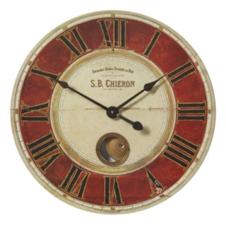 Uttermost S.B. Chieron Wall Clock
