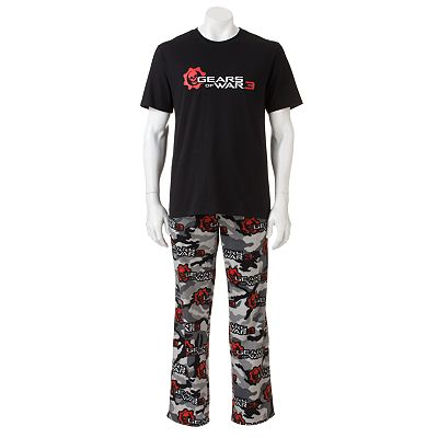 Gears of War Pajama Set