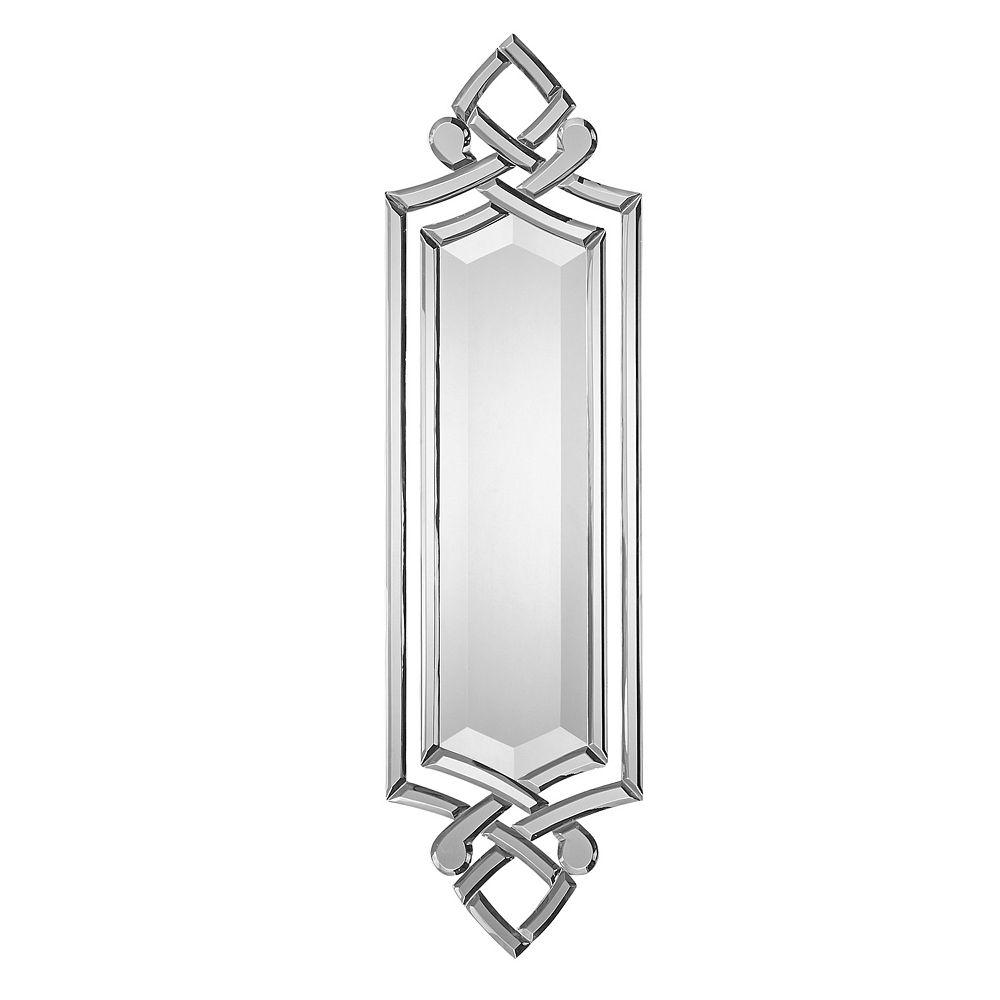 Uttermost Ginosa Frameless Wall Mirror