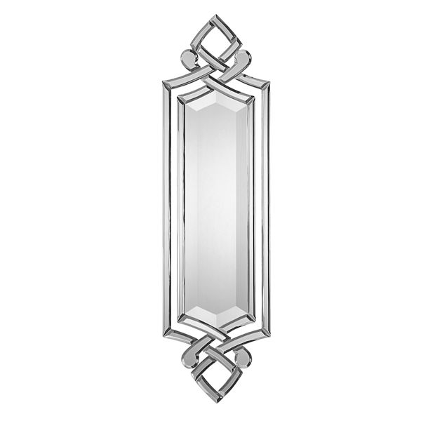 Uttermost Ginosa Frameless Wall Mirror