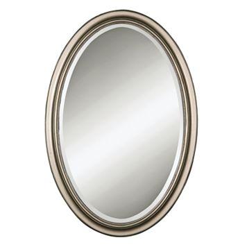 Petite Manhattan Wall Mirror