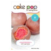 Babycakes Raspberry Cake Pop Mix