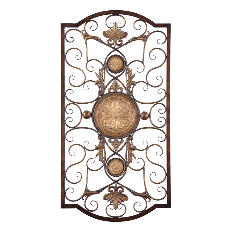 Micayla Wall Decor, Brown