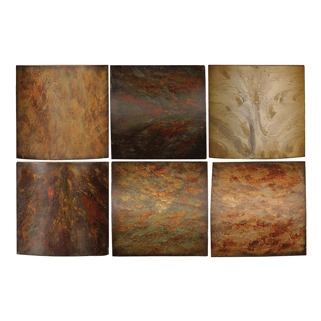 6-pc. Klum Collage Wall Decor Set