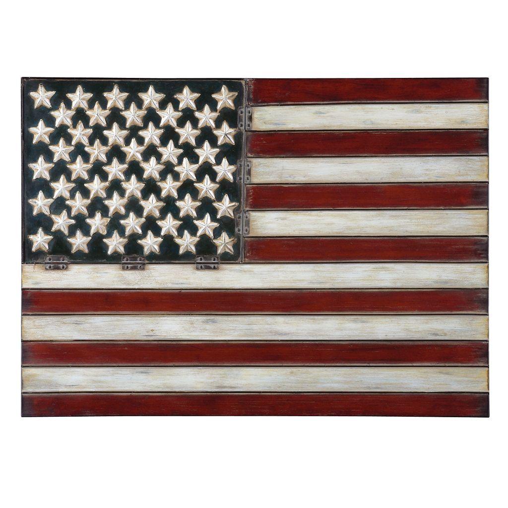 American Flag Wall Decor