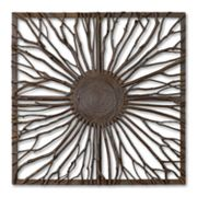 Uttermost Josiah Square Wall Decor