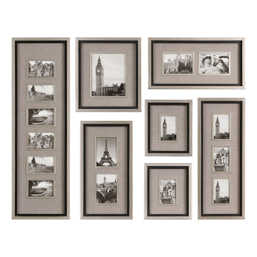 Uttermost 7-pc. Massena Collage Frame Set