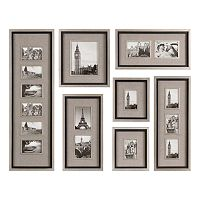 7 pc Massena Collage Frame Set