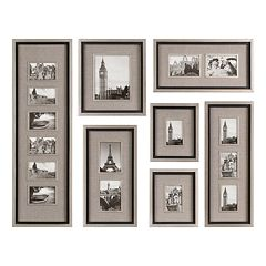 Uttermost 7-pc. Massena Collage Frame Set