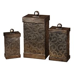Nera 3-pc. Canister Set