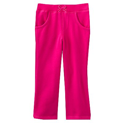 Carter's Solid Fleece Pants - Toddler