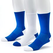 Tek Gear 3-pk. Performance Crew Socks