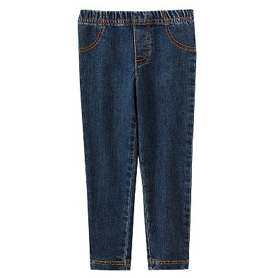 Carter's Denim Jeggings - Toddler