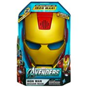 Marvel The Avengers Iron Man Mission Mask by Hasbro