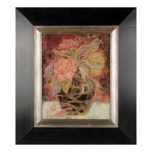 Floral Bunda Framed Wall Art