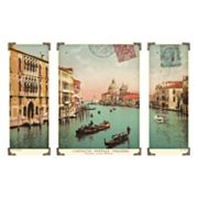 Uttermost 3-pc. Venice Grand Canal Set