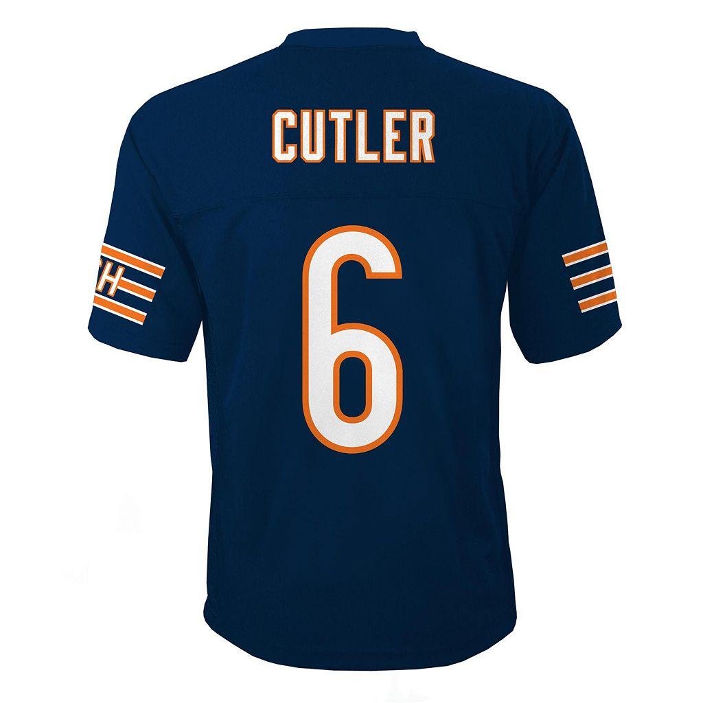 Chicago Bears Jay Cutler Jersey - Boys 4-7