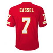 Kansas City Chiefs Matt Cassel Jersey - Boys 4-7
