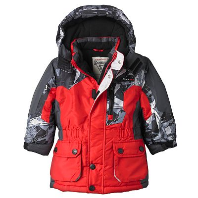 OshKosh B'gosh Colorblock Coat - Baby