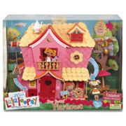 Mini Lalaloopsy Sew Sweet Playhouse Set