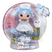 Lalaloopsy Holiday Collector Edition Ivory Ice Crystals Doll