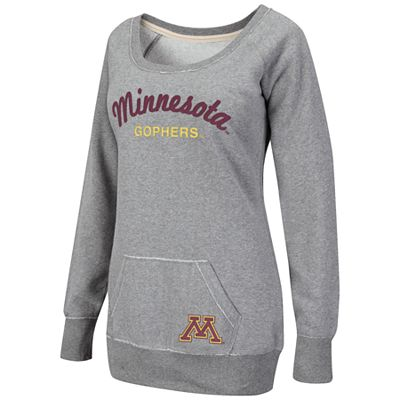Minnesota Gophers Tunic Sweatshirt - Juniors'
