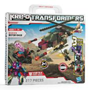 Transformers KRE-O 2-in-1 Rotor Rage Set by Hasbro