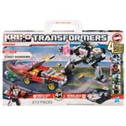 KRE-O Transformers Street Showdown Set by Hasbro