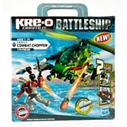 KRE-O Battleship Combat Chopper Set by Hasbro