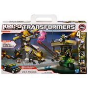 KRE-O Transformers Stealth Bumblebee Set by Hasbro