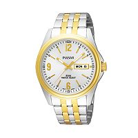 Pulsar Men's Two Tone Watch - PV3012