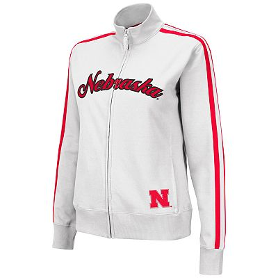 Nebraska Cornhuskers Zip-Front Jacket - Juniors'