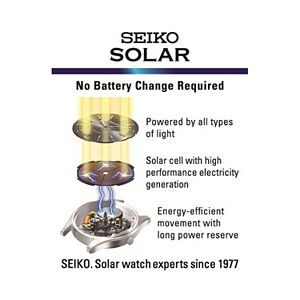 Seiko Women's Solar Watch - SUP173