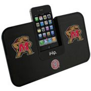 iHip Maryland Terrapins Slim Speaker Dock