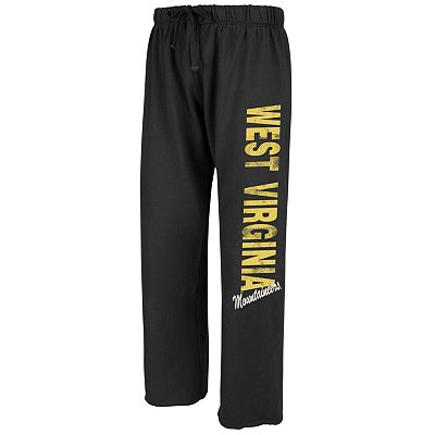 West Virgina Mountaineers Cozy Fleece Pants