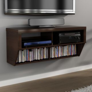 42-in. Wall-Mounted Entertainment Center