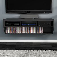 58 in Wall-Mounted Entertainment Center