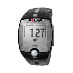 Polar Men's FT1 Activity Tracker Watch & Heart Rate Monitor Set - 90037558