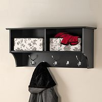 36-in. Entryway Cubby Shelf